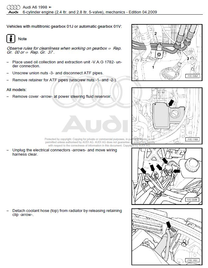 audi a6 c5 1998 2003 repair manual factory manual rh factory manuals com audi a6 repair manual download audi a6 repair manual free download