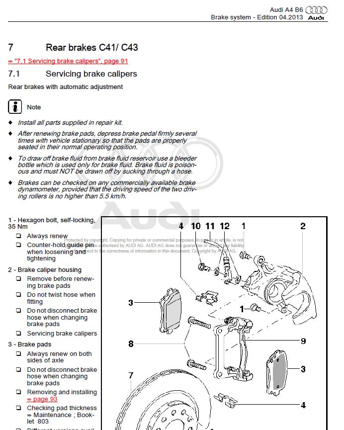 audi a4 b6 2001 2006 factory manual factory manual rh factory manuals com 2004 audi a4 repair manual pdf 2003 audi a4 cabriolet repair manual