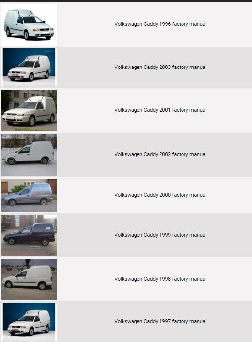 wiring diagram and repair manual audi with Volkswagen Caddy 1996 1997 1998 1999 2000 2001 2002 2003 Repair Manual on Coleman Powermate 5000 Wheels Wiring Diagrams as well Toyota Prado 1996 2007 Repair Manaul besides 7 Diy Instructions as well Claas Parts Doc 2014 as well Free Haynes Manual Pdf.