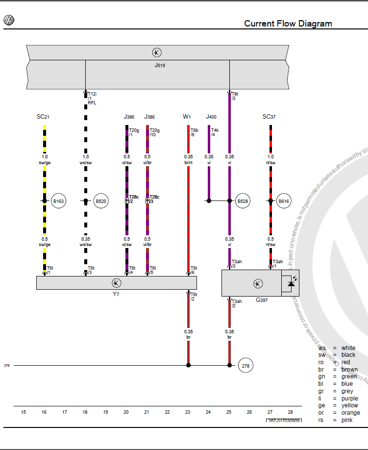 Wiring diagram page sample1 volkswagen passat 2006 2010 factory repair manual vw lupo wiring diagram at fashall.co