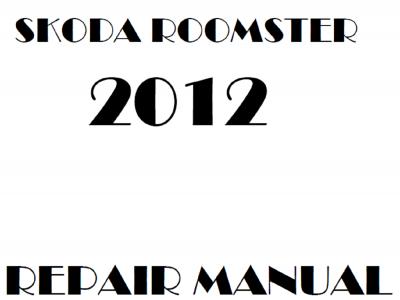 Skoda Roomster Repair Manual
