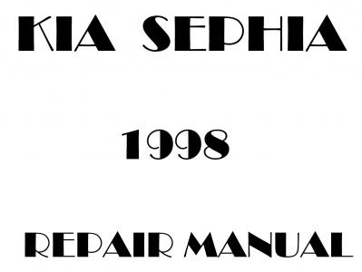 Kia Sephia repair manual