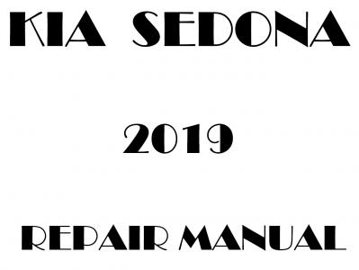Kia Sedona repair manual