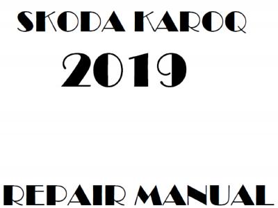 Skoda Karoq repair manual