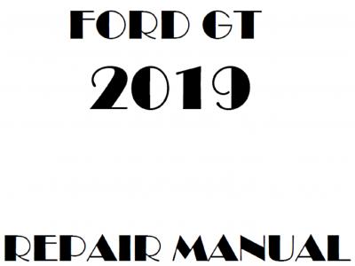 Ford GT repair manuals