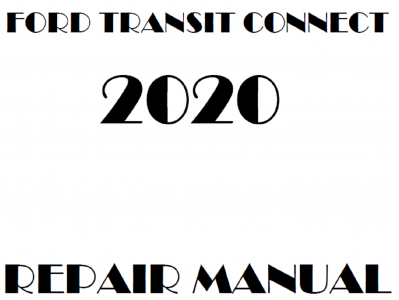 Ford Transit Connect repair manual