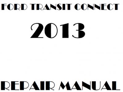 Ford Transit Connect repair manual