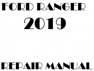 Ford Ranger repair manuals