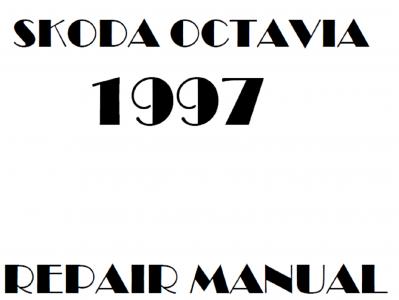 Skoda Octavia Repair Manual