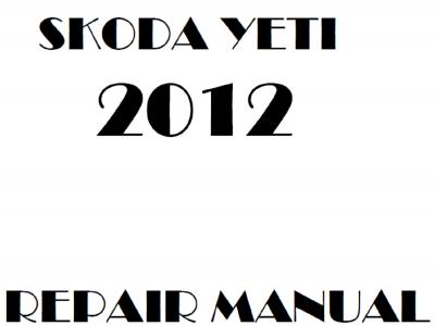 Skoda Yeti Repair Manual