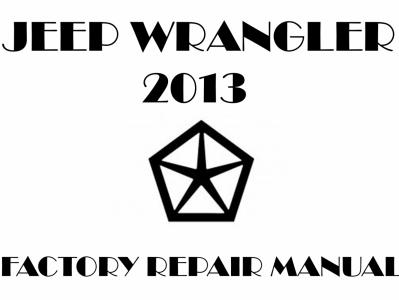 Jeep Wrangler repair manuals