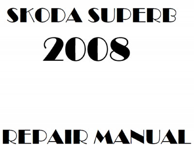 Skoda Superb repair manual