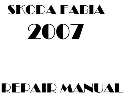 Skoda Fabia Repair Manual