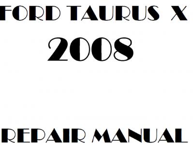Ford Taurus repair manuals