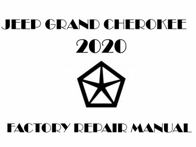 Jeep Grand Cherokee repair manuals