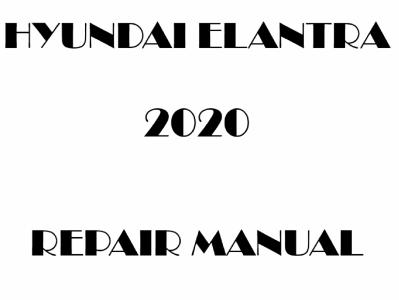 Hyundai Elantra Repair Manual
