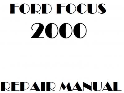 Ford Focus repair manuals