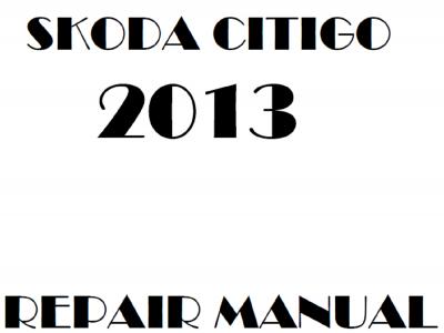 Skoda Citigo Repair Manual