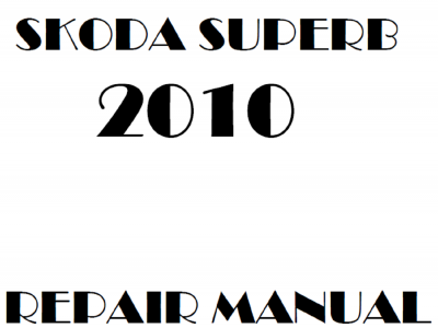 Skoda Superb repair manual
