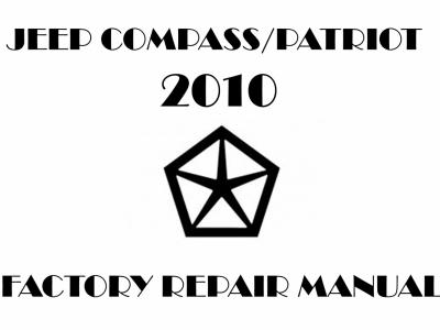 Jeep Compass/Patriot repair manuals