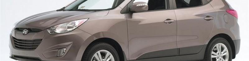 Hyundai Tucson repair manual
