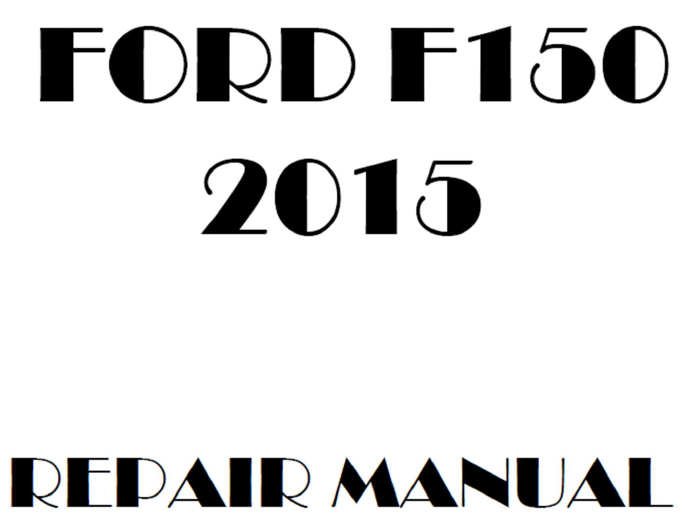 2015 F150 Wiring Diagram from www.factory-manuals.com