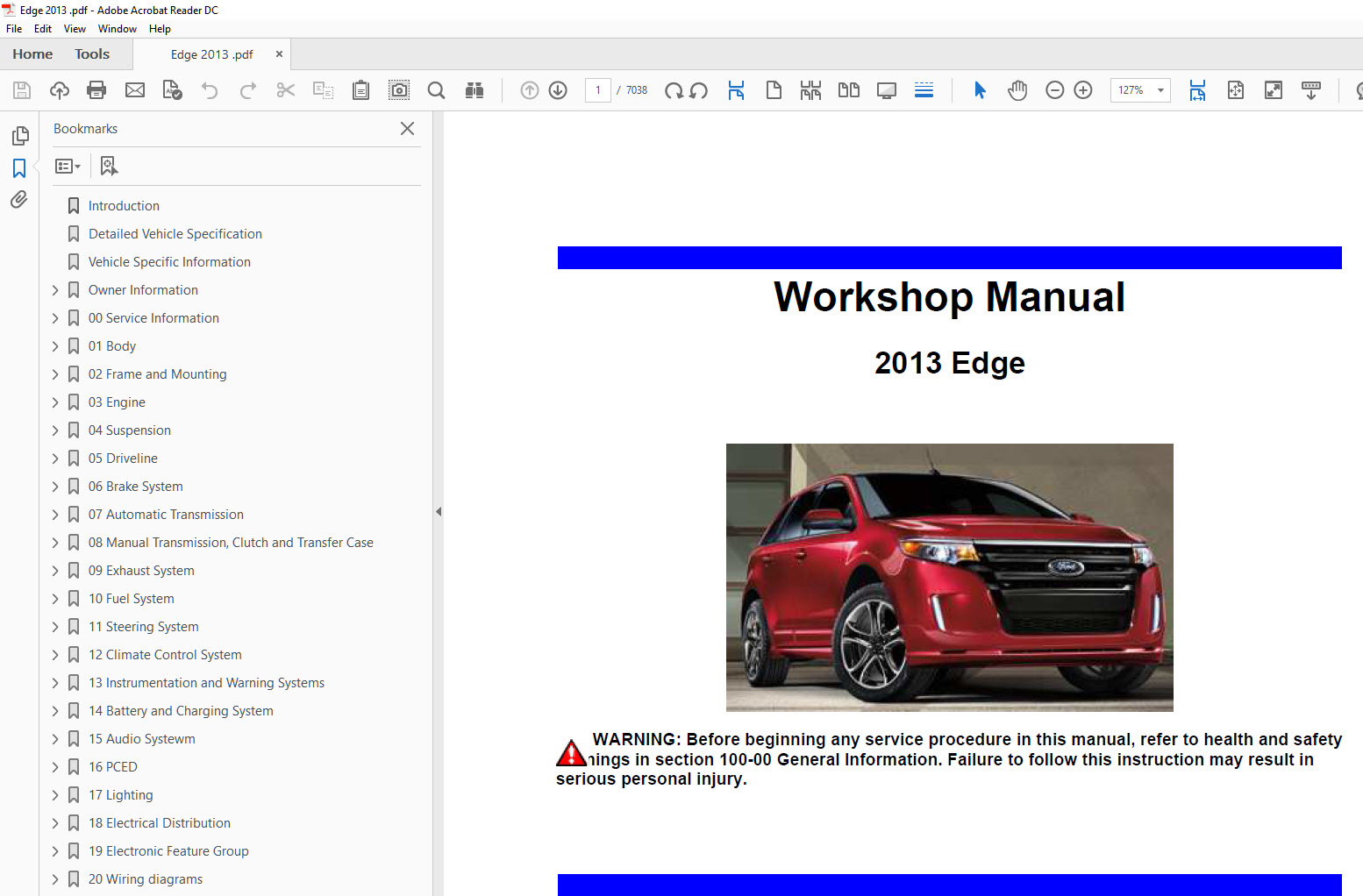 Car maintenance manuals pdf 15