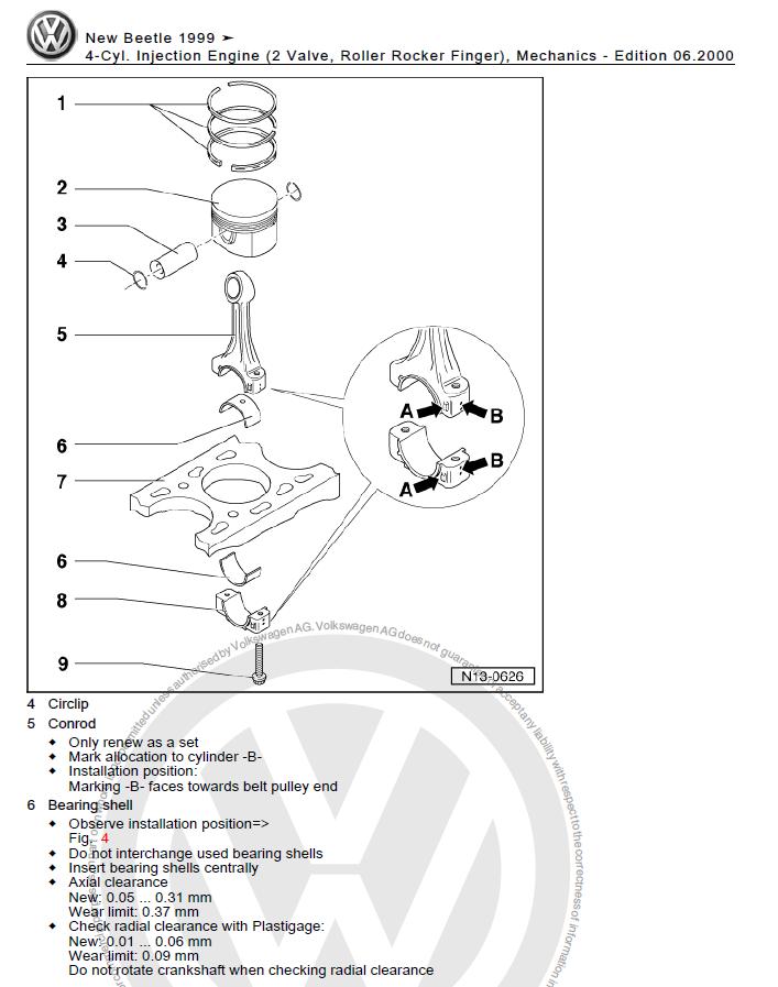 2009 beetle owners Manual